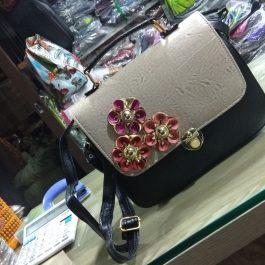 flower sling bag